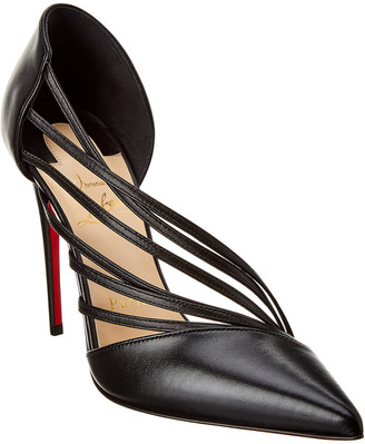 Christian Louboutin Antinorina 100 Leather Pump