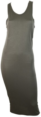 Isabel Benenato Grey Dress for Women