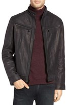 Michael Kors Washed Leather Jacket