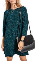 Hush Leopard Tansy Dress, Green Leopard