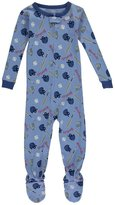 "Carter's Little Boys' Toddler ""Baseball Superfan"" Footed Pajamas"