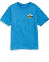 Vans Boy's Mountain Hi-Standard T-Shirt