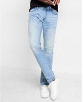Express slim leg slim fit jeans