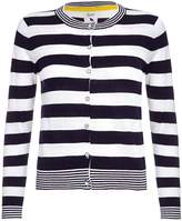 Yumi Stripe Knit Cardigan