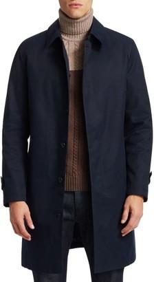 Saks Fifth Avenue COLLECTION Split Raglan Raincoat