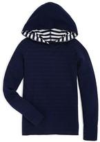 Splendid Girls' Fashion Stripe Reversible Hoodie - Sizes 7-14