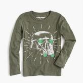 J.Crew Kids' Star Wars for crewcuts Death Trooper helmet T-shirt