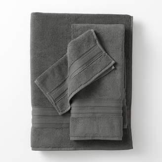 Pottery Barn Teen Everyday Essential Hand Towel, Dusty Iris