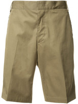 Lanvin Natural Classic Chino Shorts