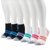 Wilson Women's 6-pk. Marled Performance Low-Cut Socks