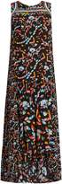 Peter Pilotto Adonia silk-crepe dress