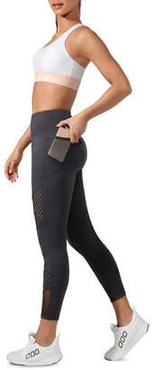 Lorna Jane Shimmer Core Pocket Full Length Tight