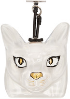 Loewe Transparent Cat Bag Charm