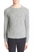 Todd Snyder Men's Seed Stitch Cotton & Cashmere Pullover