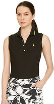 Ralph Lauren Tailored Golf-Fit Pima Polo