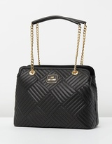 Love Moschino Square Quilted Bag