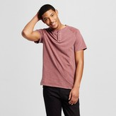 Mossimo Men's Short Sleeve Henley T-Shirt