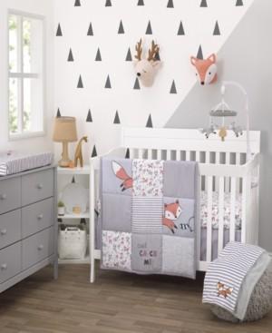 NoJo Little Love by Lil Fox 3-Piece Crib Bedding Set Bedding