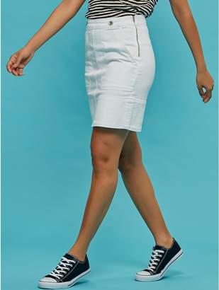 M&Co Khost Clothing denim skirt