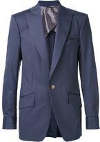 Vivienne Westwood Man - 'James' blazer - men - Cotton/Polyester/Spandex/Elastane/Virgin Wool - 48