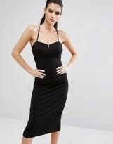KENDALL + KYLIE Bralette Bodycon Dress