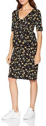 Mama Licious Mamalicious Women's Mltuva 2/4 Jersey Abk Dress Dress,(Manufacturer Size: X-Large)