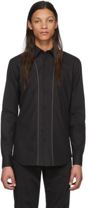 Fendi Black Poplin Shirt