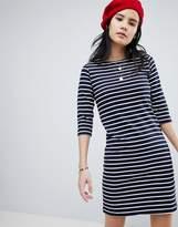 Sugarhill Boutique Brighton Double Love Stripe Dress