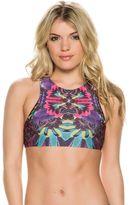 Swell The Diver Halter Bikini Top