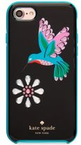 Kate Spade Jeweled Hummingbird iPhone 6/7 Case