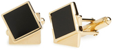 Lanvin Double Square Cuff Links