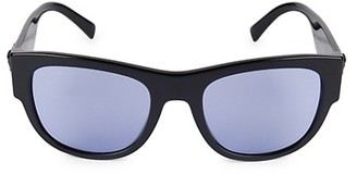 Versace 55MM Square Sunglasses