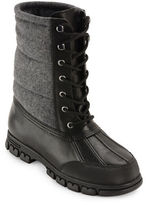 Lauren Ralph Lauren Quinlyn Leather Mid-Calf Boots