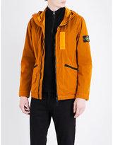 Stone Island Waterproof Hooded Shell Jacket