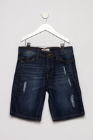 Smiths American Distressed Denim Shorts