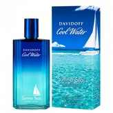 Davidoff Cool Water Summer Seas EDT 125 mL