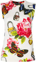 Dolce & Gabbana Secret tank top