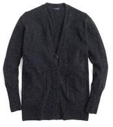 J.Crew Women's Long Donegal Wool Cardigan