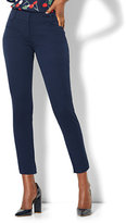 New York & Co. 7th Avenue Pant - Slim Ankle - Signature - Navy - Tall