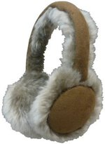 N'Ice Caps TM N'Ice Caps Girls and Adults Adjustable Suede Faux Mink Lined Earmuffs