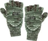 Asstd National Brand QuietWear Knit Flip-Top Gloves