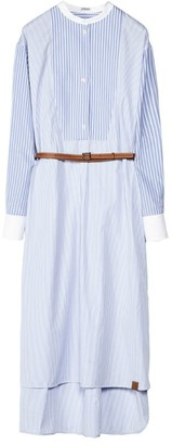 Loewe Belted Shirt Dress