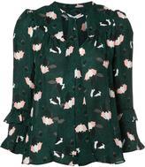 Derek Lam 10 Crosby floral print blouse - women - Silk - 4