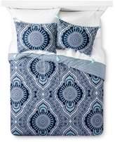 Mudhut Blue Akina Comforter Set
