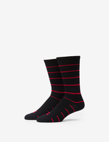 Tommy John Nick Stripe Performance Dress Sock