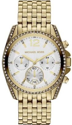 Michael Kors Women's Pressley Chronograph Watch MK5835