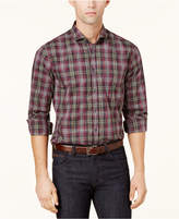 HUGO BOSS Men's Extra Slim-Fit Plaid Shirt