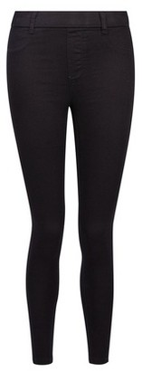 Dorothy Perkins Womens Dp Petite Black 'Eden' Lightweight Jeggings, Black