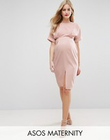 Asos Smart Dress with Split Front