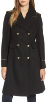 Vince Camuto Women's Double Breasted Utility Coat